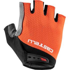 Castelli Entrata V Gloves, czerwony